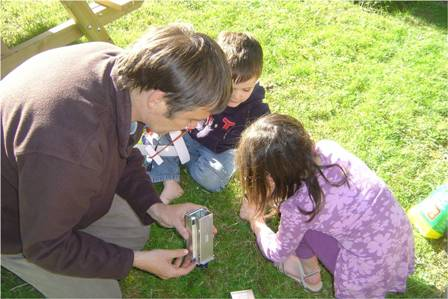 Family and mammal traps (Carolyn Couzens)