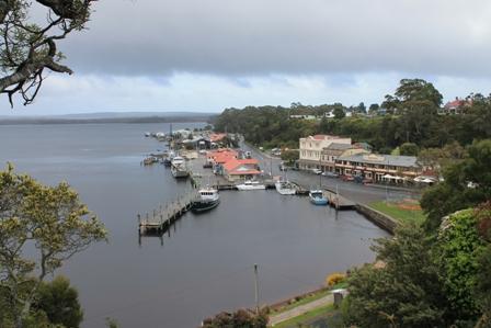 Strahan, northwest Tasmania (Dominic Couzens)