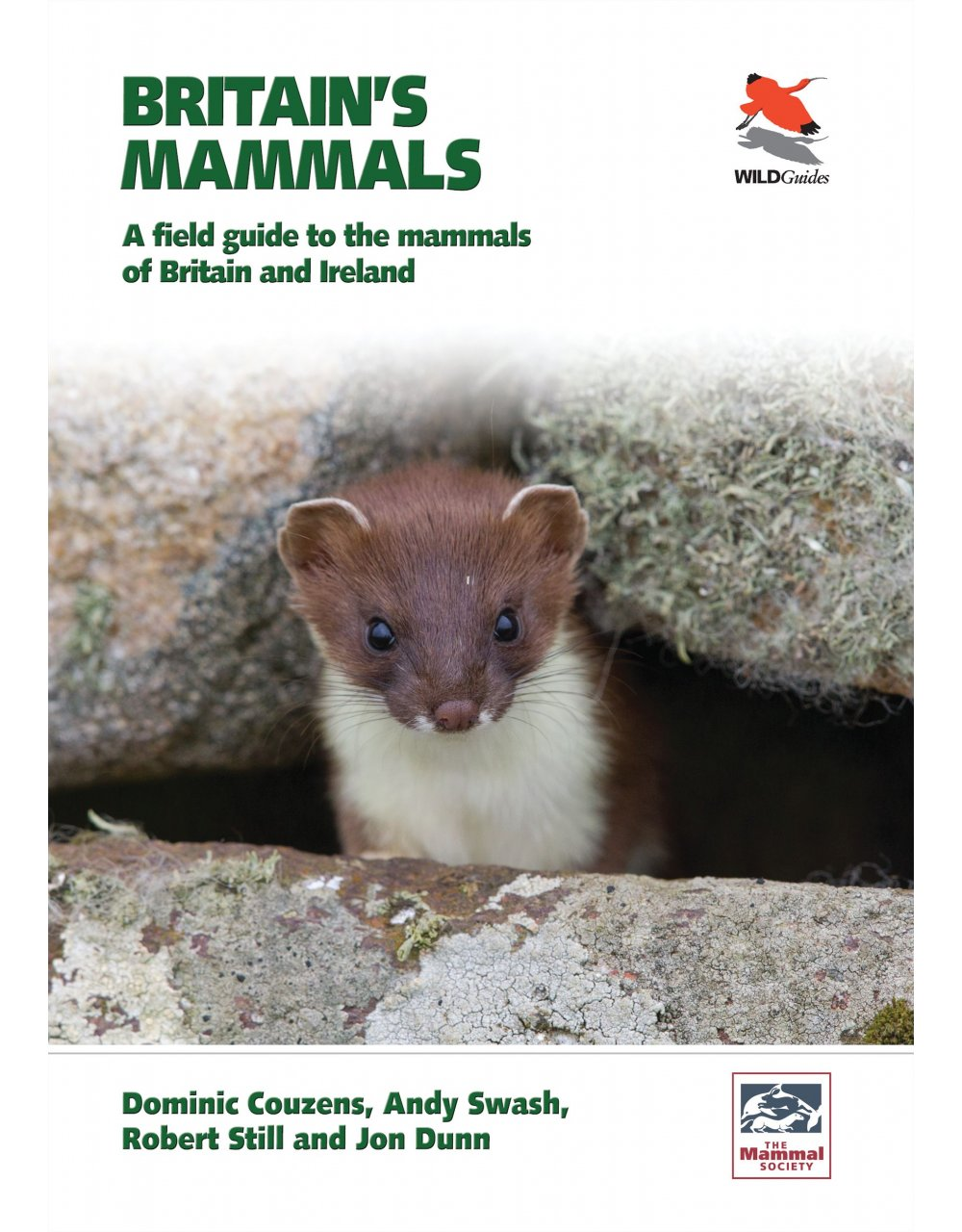 Britain's Mammals Cover